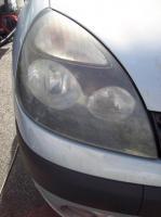 Rénovation optique Clio 2